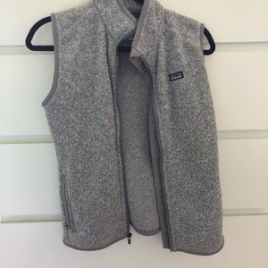 Patagonia Grey Better Sweater Vest